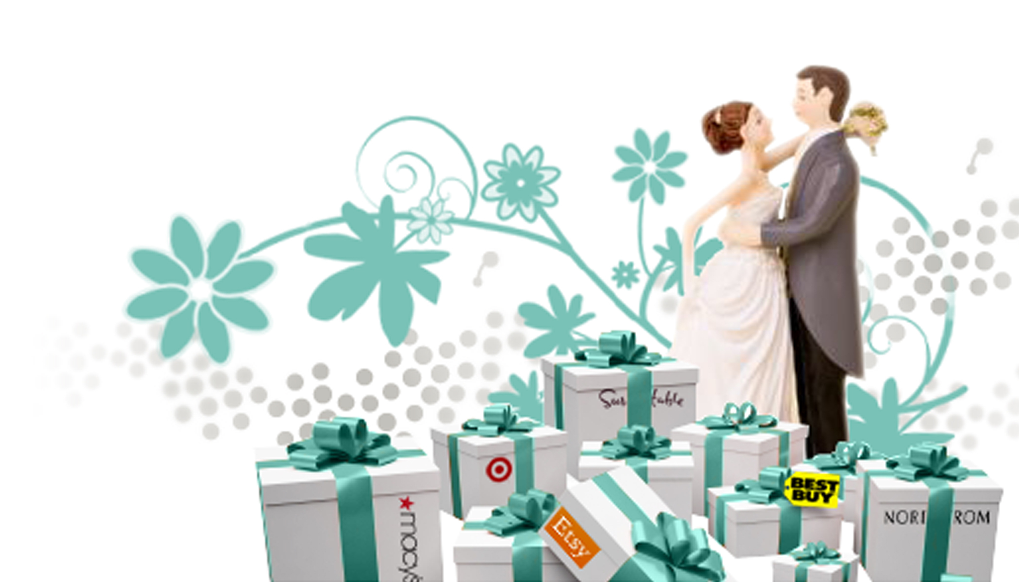 Cool wedding registry ideas affordable for Popular wedding registry locations