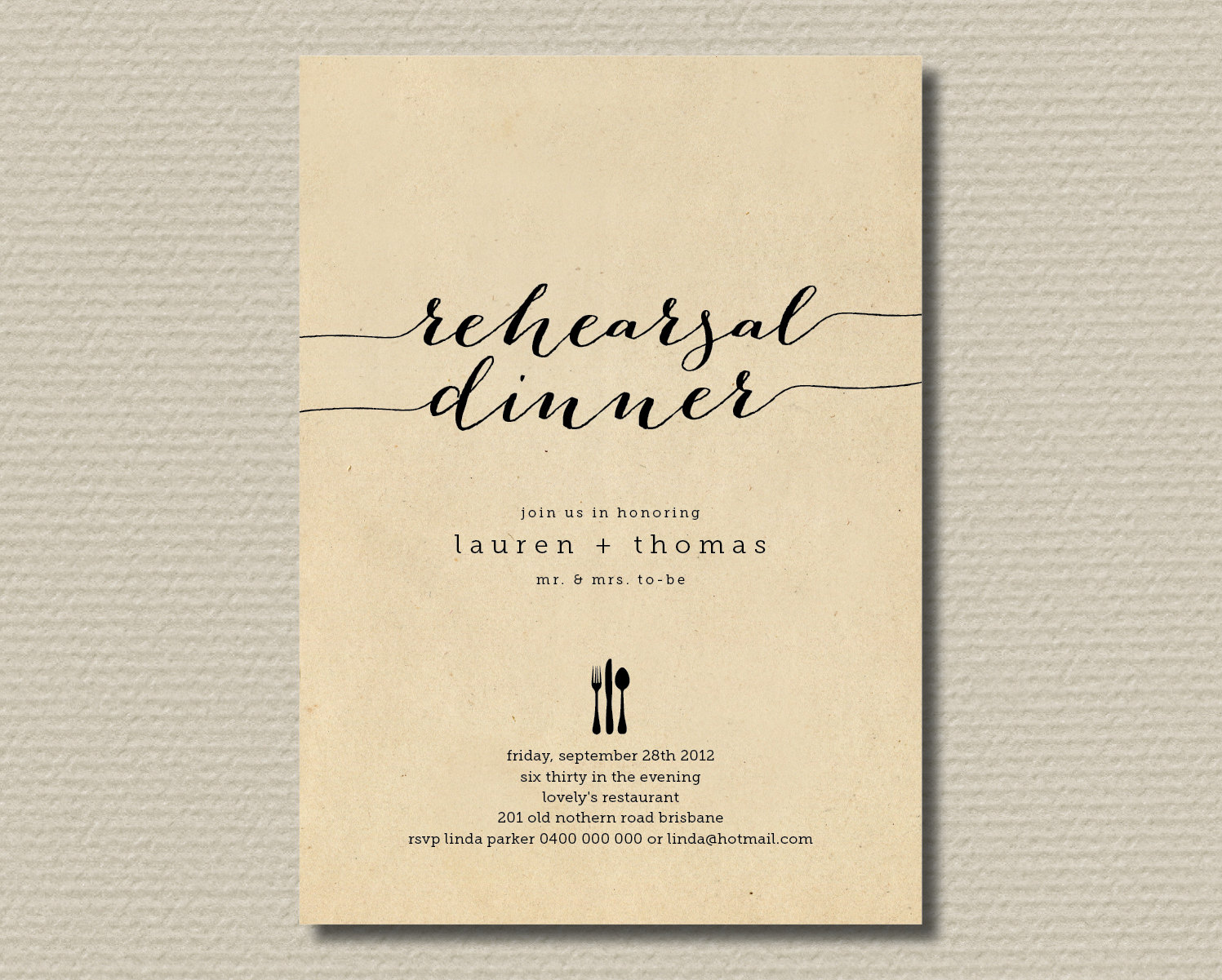 10 Affordable Places to Find Rehearsal Dinner Invitations BestBride101