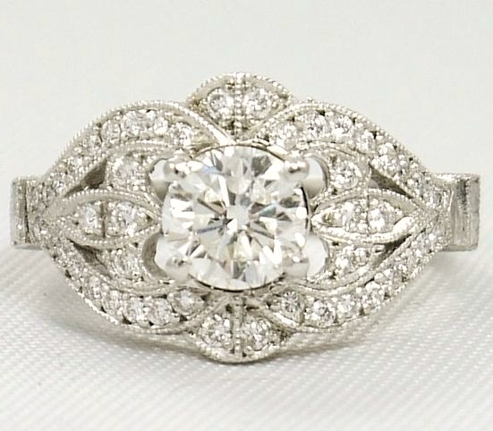 Top Ten Places To Look For Vintage Engagement Rings