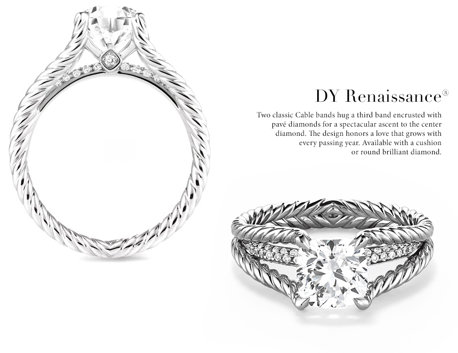 10 Reasons to Choose David Yurman Engagement Rings BestBride101