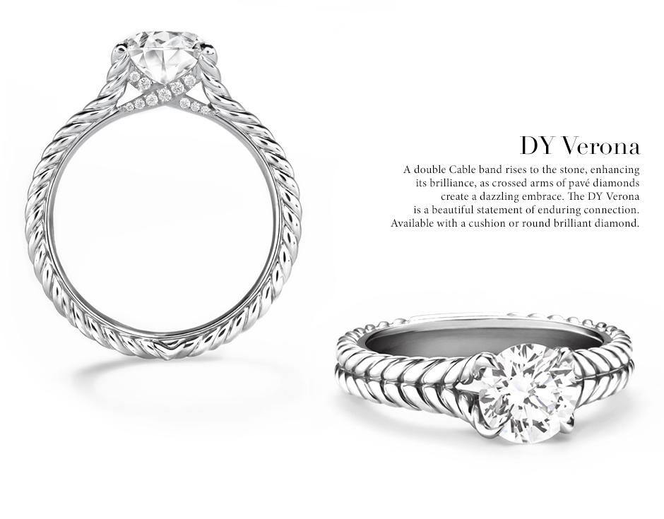 10 Reasons To Choose David Yurman Engagement Rings