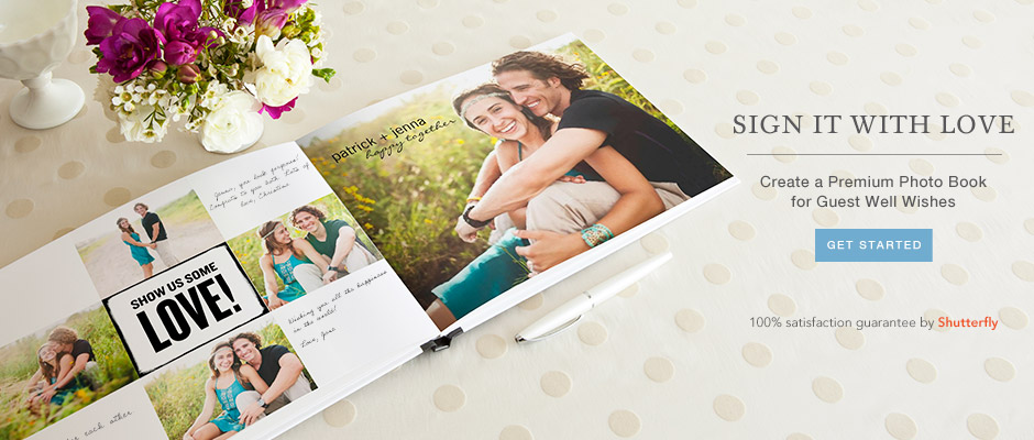 10 Web Sites Where You Can Create A Photo Guest Book BestBride101