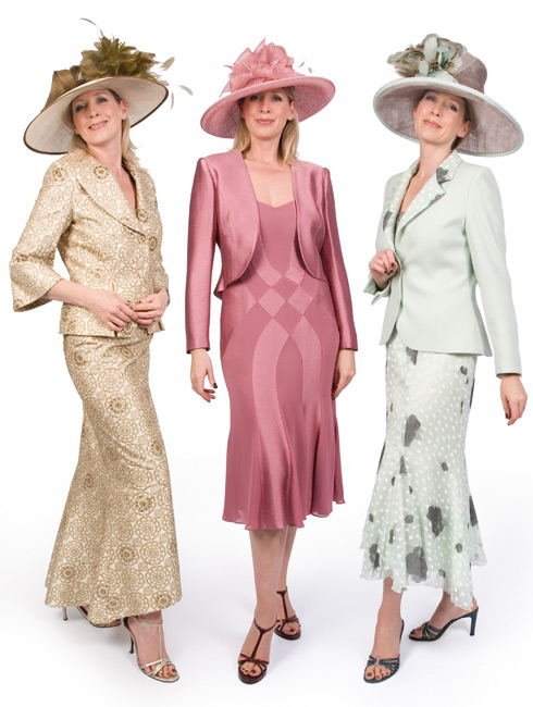 Mother of the Groom Dresses in 10 Attractive Styles