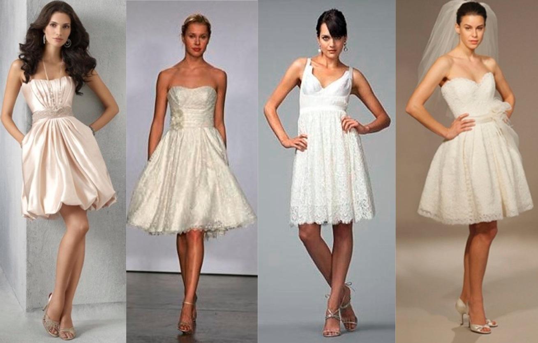10 short wedding dresses to choose from bestbride101. Black Bedroom Furniture Sets. Home Design Ideas