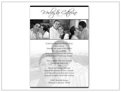10 Online Locations For Photo Wedding Invitations BestBride101