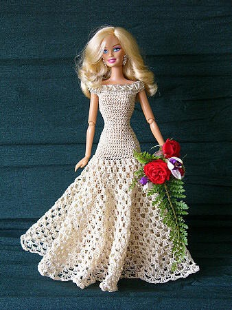 barbie flower girl gifts