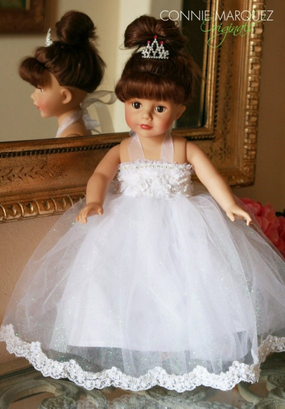 doll flower girl gifts