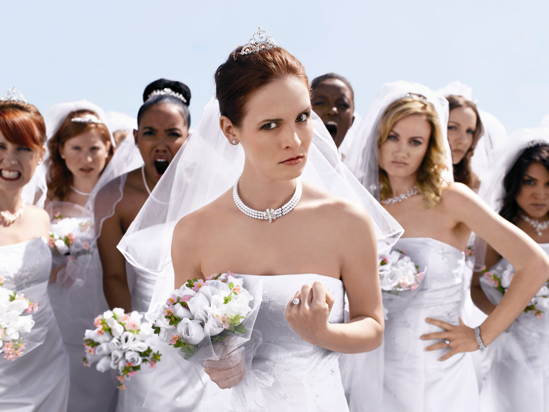 Wedding Beauty blunders