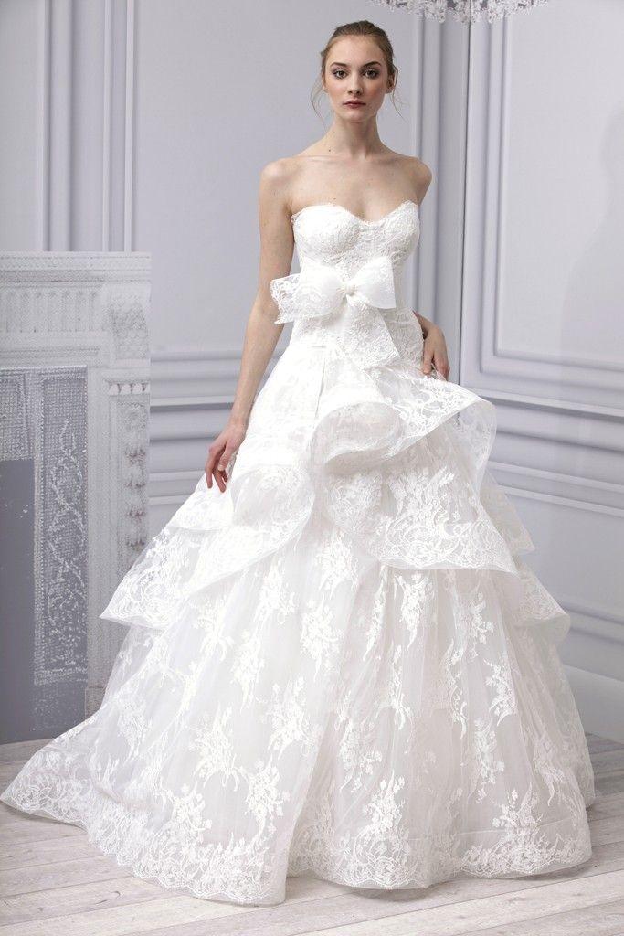Top wedding dress designers 2014 bestbride101 for Los angeles alleys wedding dresses