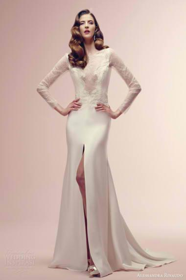 Top 10 Long Sleeve Wedding Dresses Best For A Winter