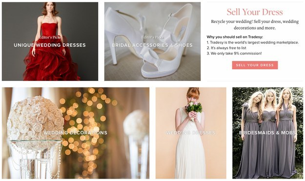 26 ways to save money on your dream wedding bestbride101 for Resell your wedding dress