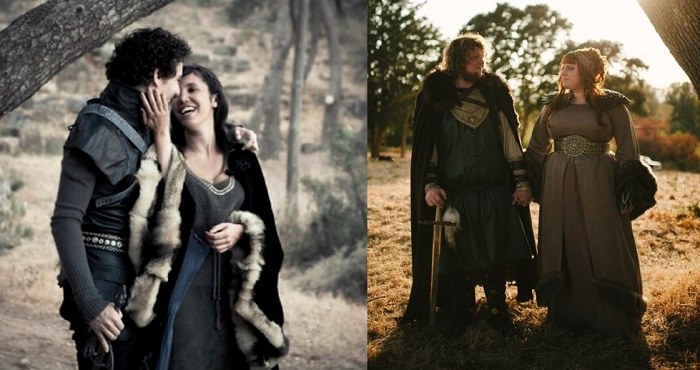 game of thrones wedding