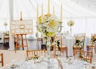 table centre ideas