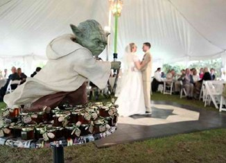 ultimate geek wedding