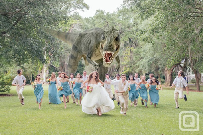 Beautiful 23 Unconventional But Awesome Wedding Ideas