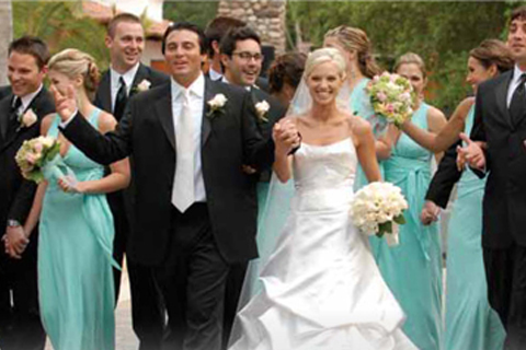 The 10 Best Bridal Party Entrance Songs Your Guests Will Love