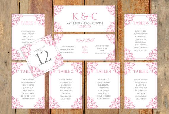 Doc800600 Free Wedding Seating Chart Templates 17 Best ideas – Guest Seating Chart Template