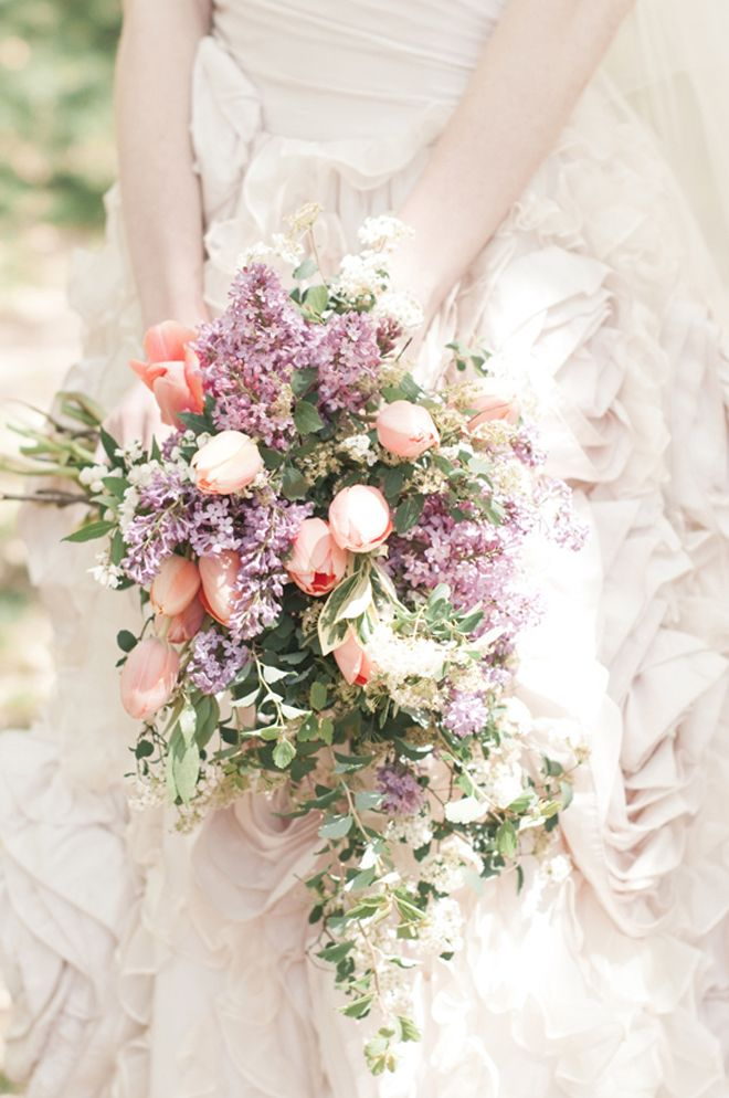 12 Absolutely Gorgeous Cascading Wedding Bouquets BestBride101