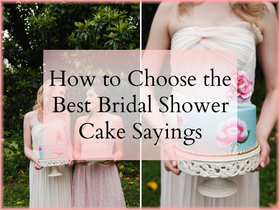 Cute Bridal Shower Quotes QuotesGram