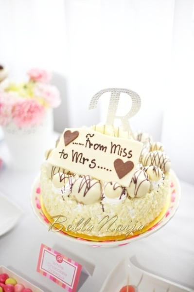 Best Bridal Shower Cake Sayings
