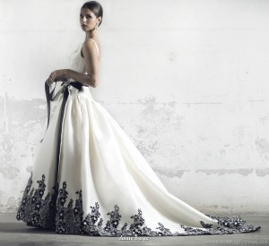 1. Anne Barge Gown