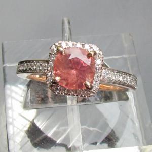 1. Gemstones in Engagement Rings