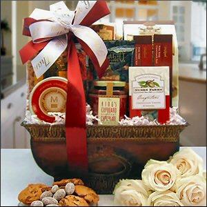 1. Gift Baskets Offer an Assortment of Fun Items