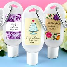 10. Personalized Favors