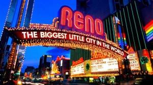 2. Reno, Nevada