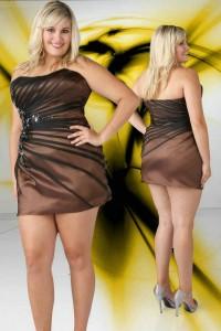 3. Brocade Mini Dress