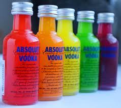 3. Mini Bottles of Booze or Cider