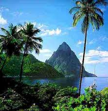 3. St. Lucia