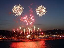 4.  Experience Fireworks In Barcelona, Spain