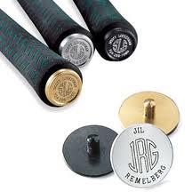 4. Personalized Golf Club Links