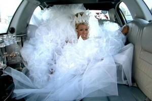 5. Bigger and Heavier Wedding dresses
