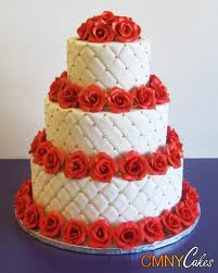 5. Grooved Cake