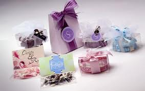 5. Personalized Wedding Favors