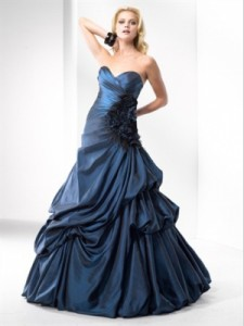 6. Alternate Ball Gown Wedding Dress