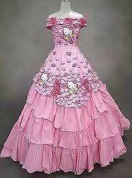 6. Colored Wedding Dresses