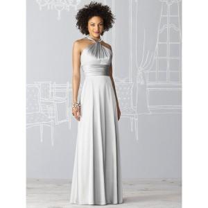 6. Halter Style Bridesmaid Dresses