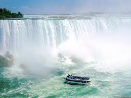 6. Mist Away To Niagara Falls, New York
