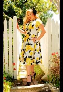 6. Swing Dress