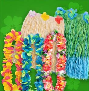 7. Hawaiian Luau for the Bride to Be