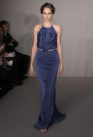 7.  Ruffled Dresses