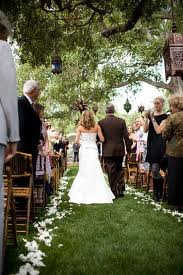 7. Wedding In The Family Backyard