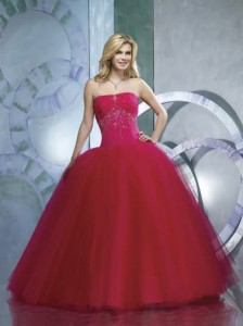 8. Ball Gown Style