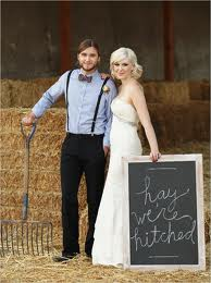 8. Country-Chic For The Country Couple
