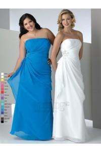 9. Chiffon Maxi Dress