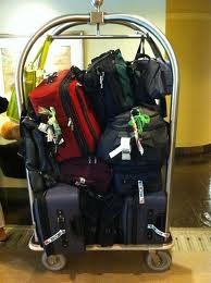 9. Excess Baggage