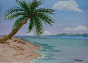 9. Palm Trees